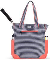 Ame & Lulu Ladies Emerson Tennis Tote Bags - Blaine