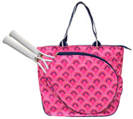 All For Color Ladies Tennis Tote Bags - Volley Girl