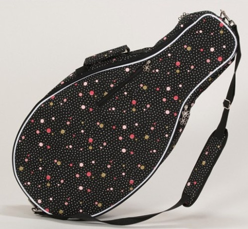 Sassy Caddy Ladies Tennis Racquet Bags - Flirty