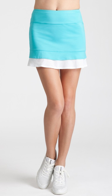 SALE Tail Ladies & Plus Size Olivia Tennis Skorts - Glistening Tide (Curacao)