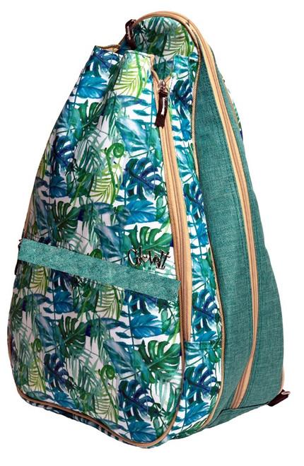 Glove It Ladies Tennis Backpacks - Jungle Fever