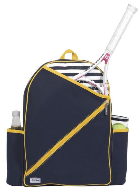 Ame & Lulu Ladies Brooks Tennis Backpacks - Tilly