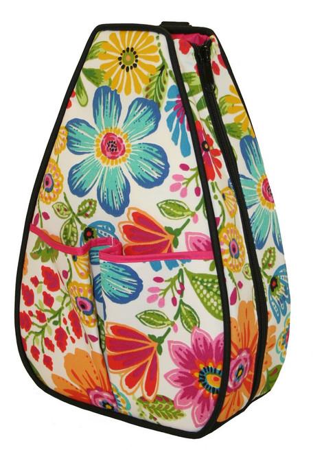 40 Love Courture Ladies Sophi Tennis Backpacks - Wildflower