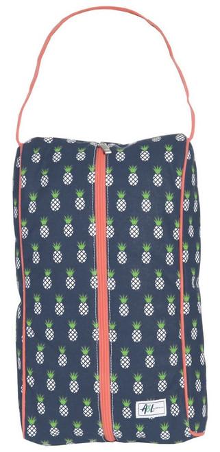 Ame & Lulu Ladies Charleston Shoe Bags - Pineapple