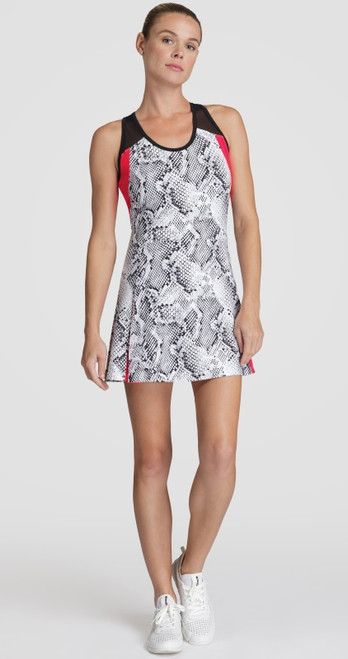 SALE Tail Ladies Nora Tennis Dress - Red Hot (Boa)