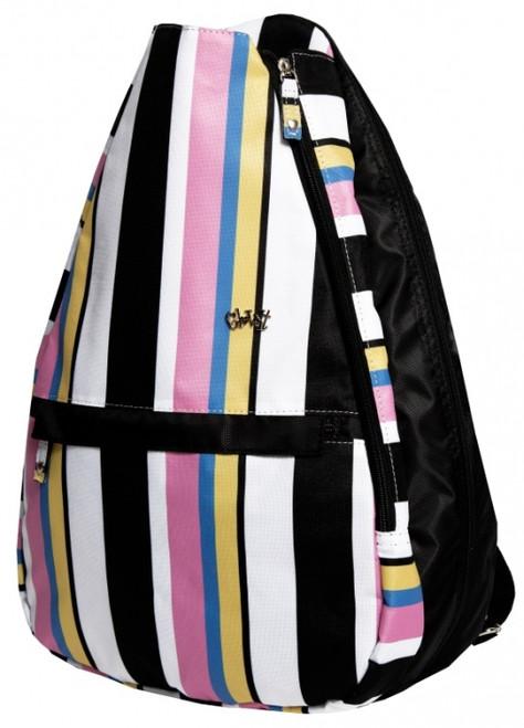 Glove It Ladies Tennis Backpacks - Cabana Stripe
