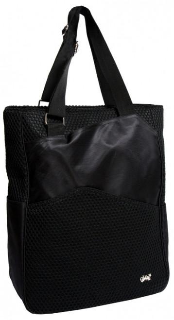 Glove It Ladies Tennis Tote Bags - Black Mesh