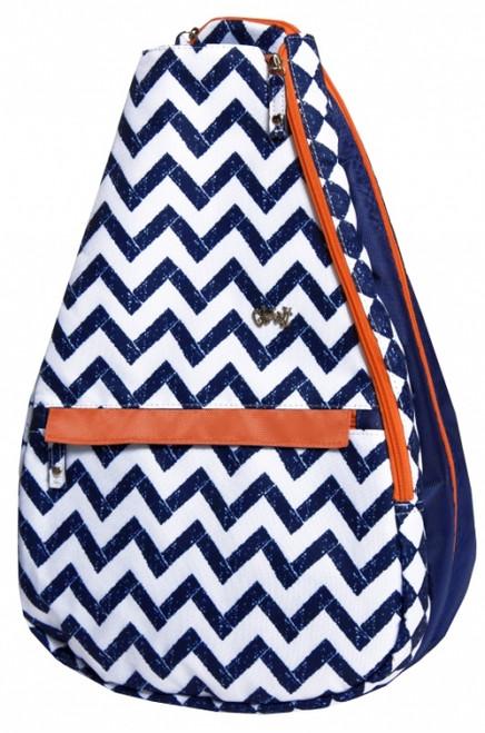 Glove It Ladies Tennis Backpacks - Coastal Tile