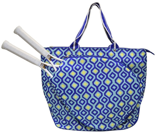 All For Color Ladies Tennis Tote Bags - Center Court
