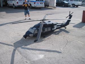 MEXICAN FED POLICE BLACKHAWK
