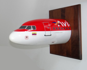 Avianca Airbus A320 Nose