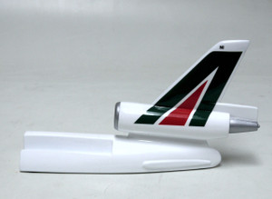 ALITALIA DC-10 Tail Card Holder