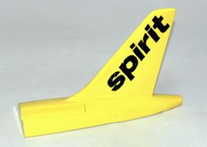 SPIRIT A320 Tail Card Holder