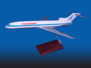 Piedmont B727-200 (Light Blue)