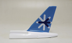 Interjet A320 Tail Card Holder