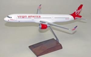 Virgin America A321 Neo