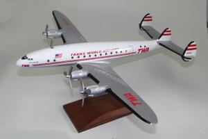 TWA L-749 Connie (WHITE)
