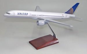 United B757-200