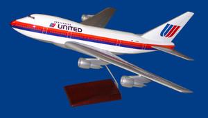 United B747-SP