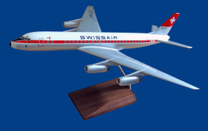 Swissair DC-8-30