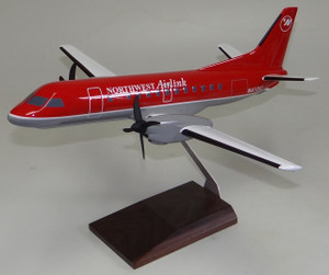 Northwest Airlink SAAB-340 Bowling shoe