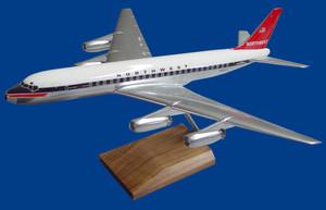 NWA DC-8-32 (Chrome)