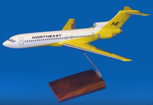 NE B727-100 (Yellow)