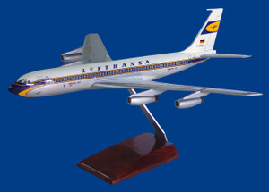 Lufthansa B707-320