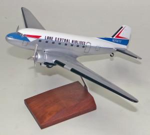 Lake Central DC-3