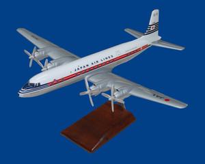 Japan Airlines DC-7C