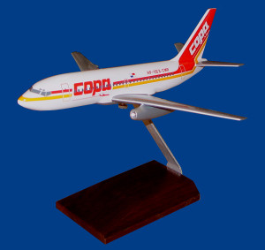 Copa Airlines B737-200