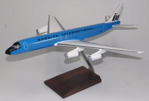 Braniff DC-8-62 Blue