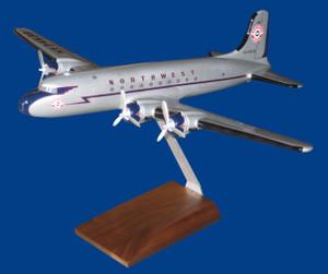 Northwest DC-4 (Silver)