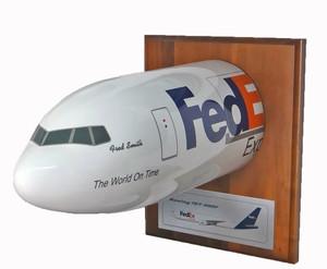 FedEx B767 Nose