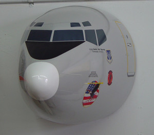 KC 135 Wall Nose