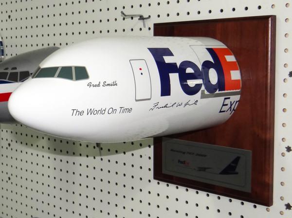 FEDEX B767-300F NOSE