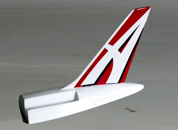 ABX B767 Tail Card Holder