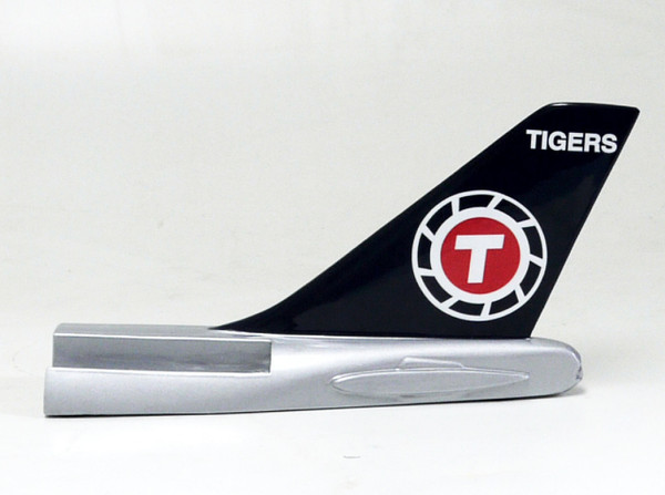 FLYING TIGERS B747 Tail Card Holder