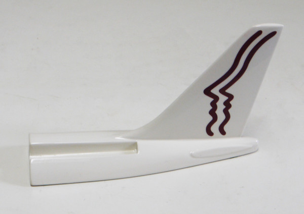 PEOPLES EXPRESS B737-300 Tail Card Holder
