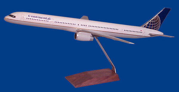 Continental B757-300
