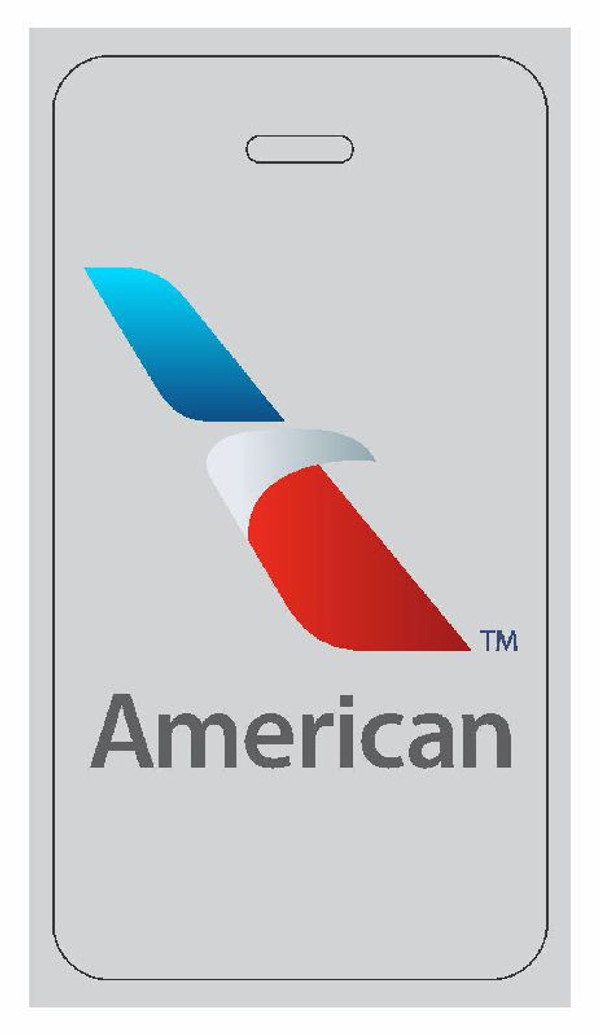 American (grey, no crew)