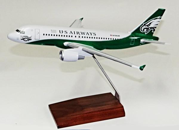 US Airways A319 Eagles
