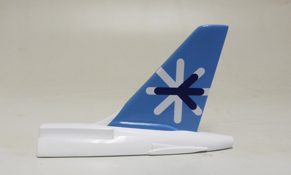 Interjet A320 Tail Card Holder