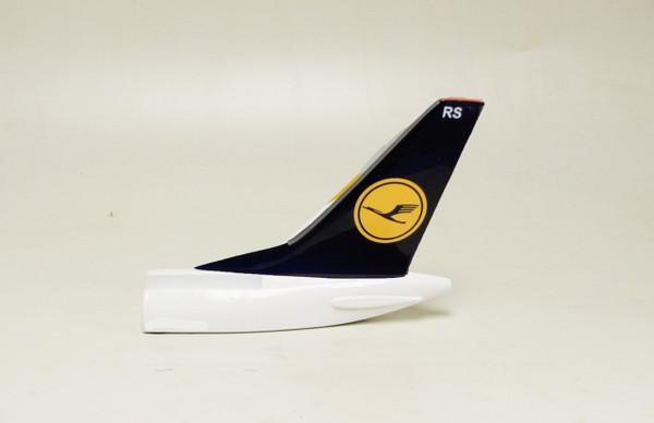 Lufthansa 737 Tail Card Holder