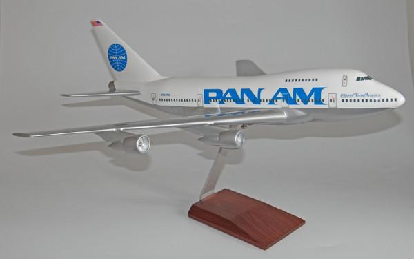 Panam B747-SP