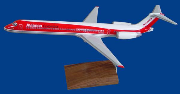Avianca MD-80