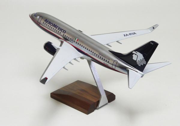 AeroMexico B737-700WG (Chrome)