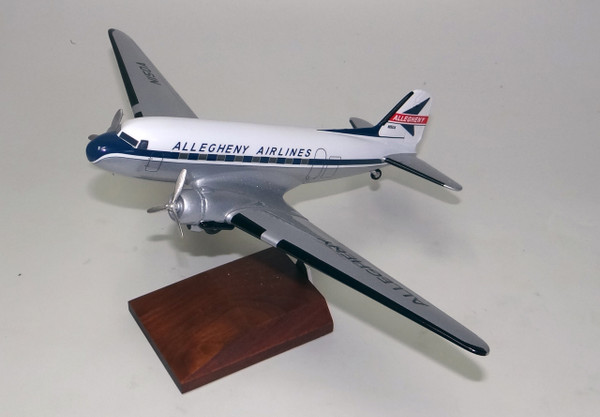 Allegheny DC-3 (Blue and red)