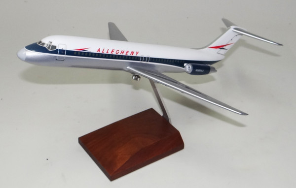 Allegheny DC-9-30 (Blue and red)