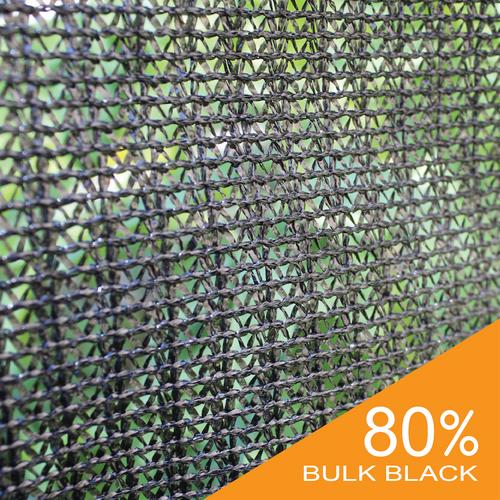 80% Black Bulk Shade Cloth